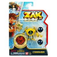 Zak Storm Caramba Figure