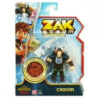 Zak Storm Crogar Figure