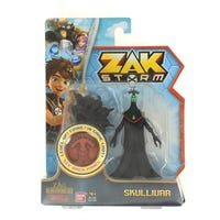 Zak Storm Skullivar 3 in 1 Action Figure