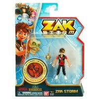 Zak Storm Figure
