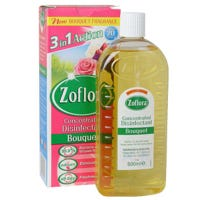 Zoflora Concentrated Antibacterial Disinfectant Bouquet 500ml