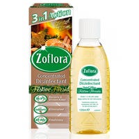 Zoflora Antibacterial Concentrated Disinfectant in Festive Fireside 120ml