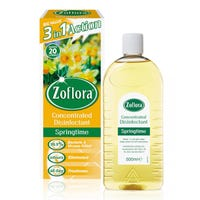 Zoflora Antibacterial Concentrated Disinfectant Springtime 500ml