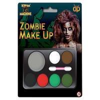 Zombie Make Up Pallet