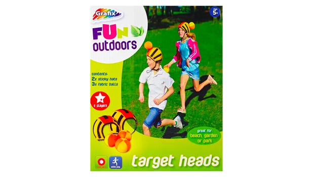 Outdoor Toys and Games
